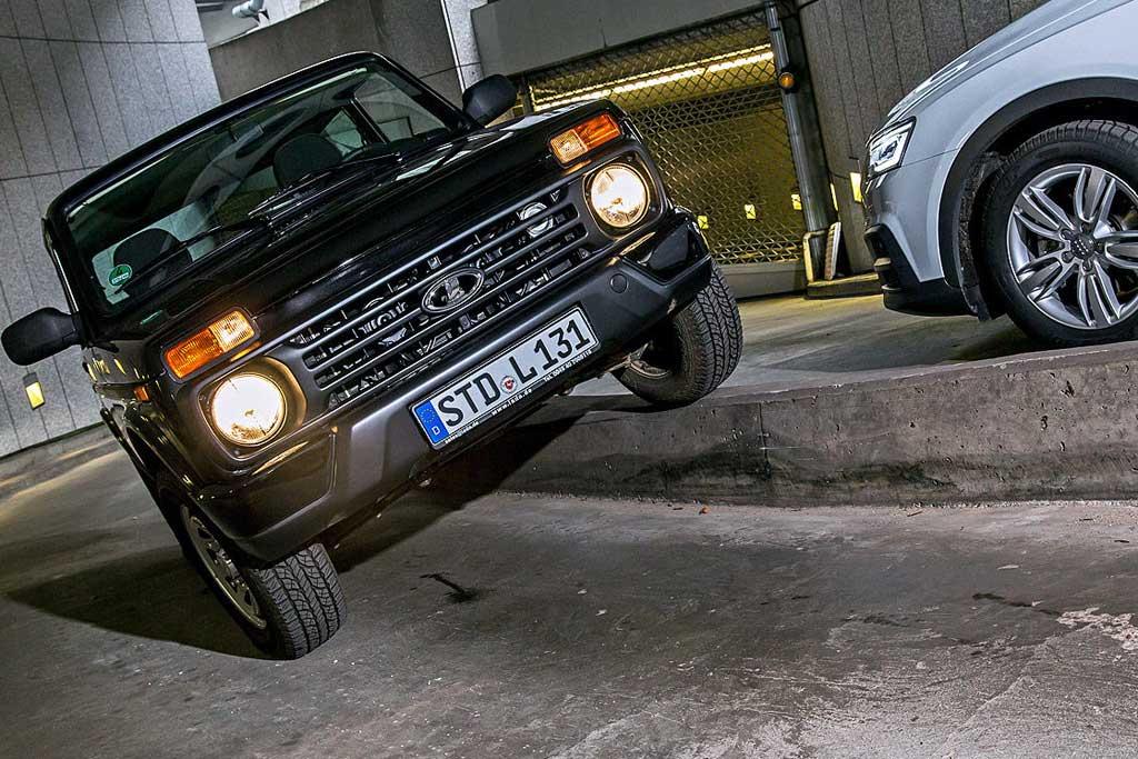 Полностью независимая подвеска для Lada 4×4: готовы доплатить?
