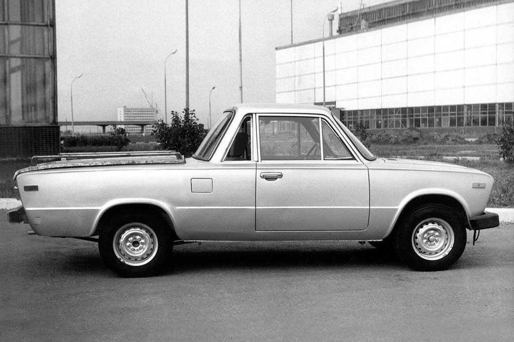 ВАЗ-2106 пикап