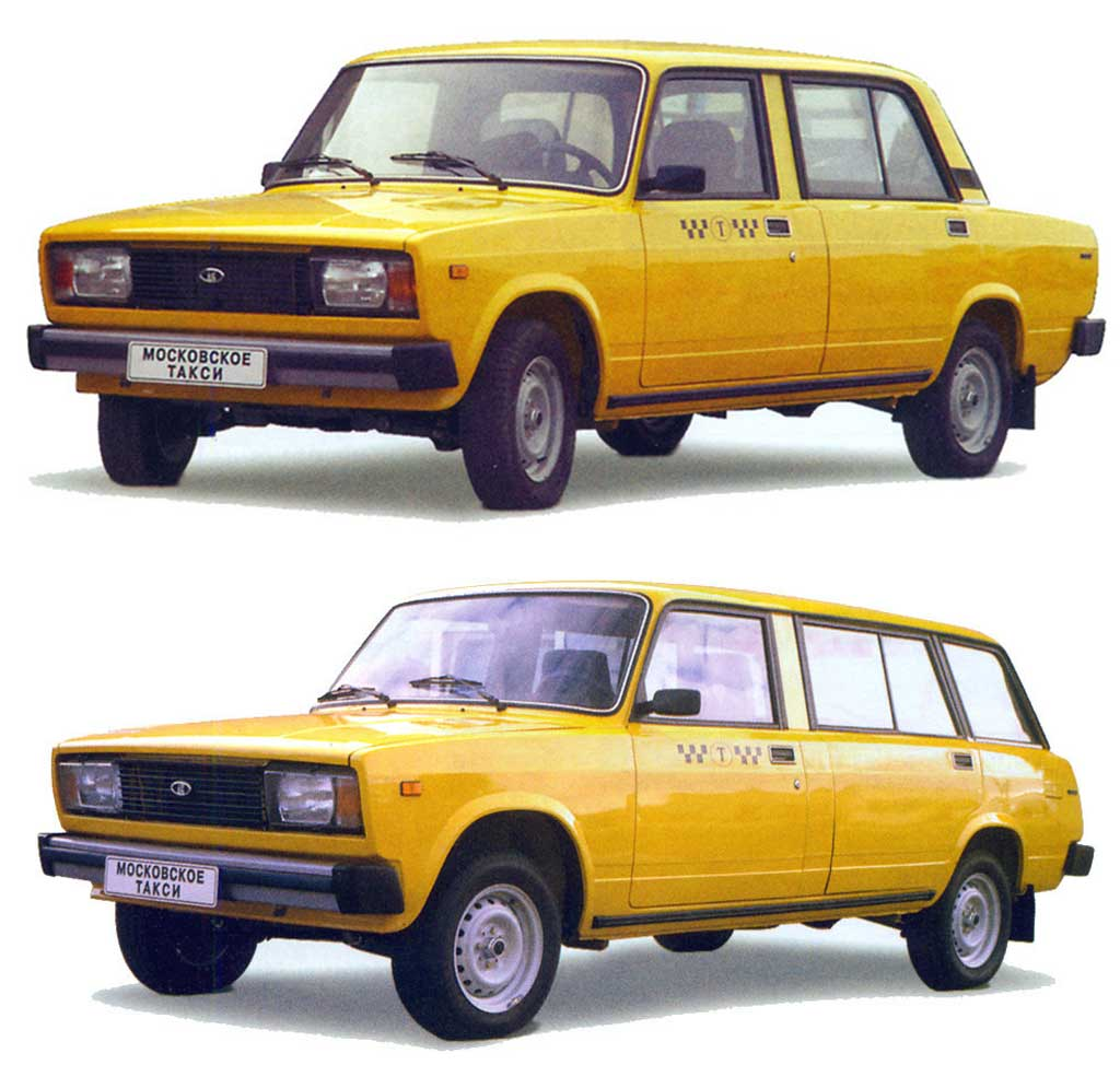 ВАЗ-2104 и 2105 от Элекс-Полюс
