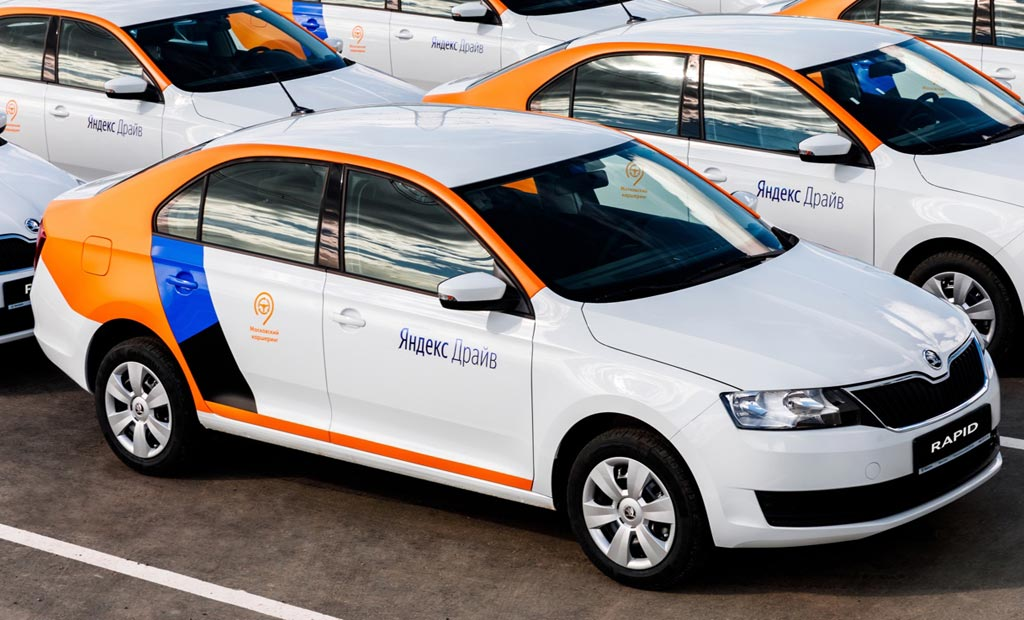 Яндекс отключит лихачей от управления такси и машинами каршеринга