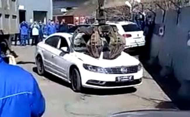 В Казани уничтожили VW Passat CC: на очереди еще 56 машин