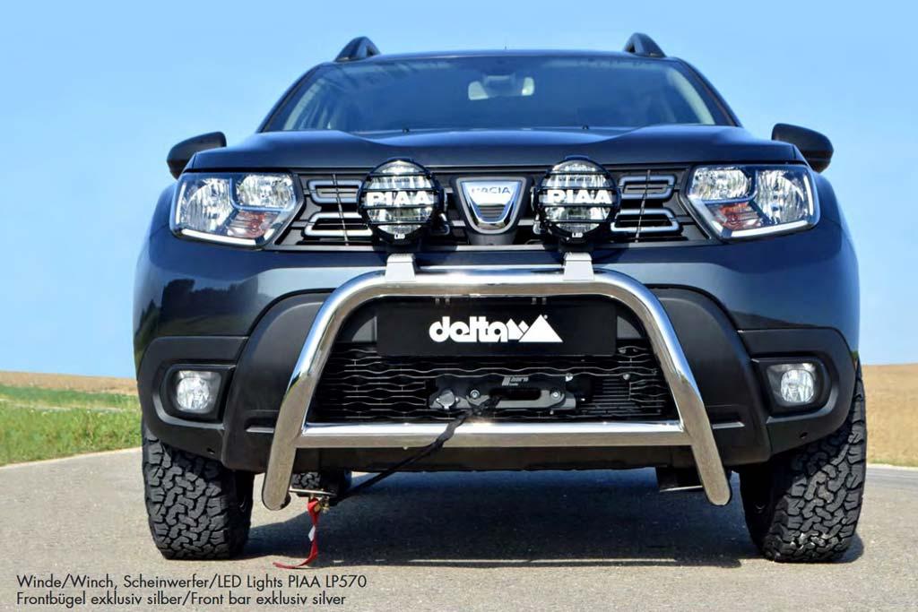 Delta 4x4 Duster