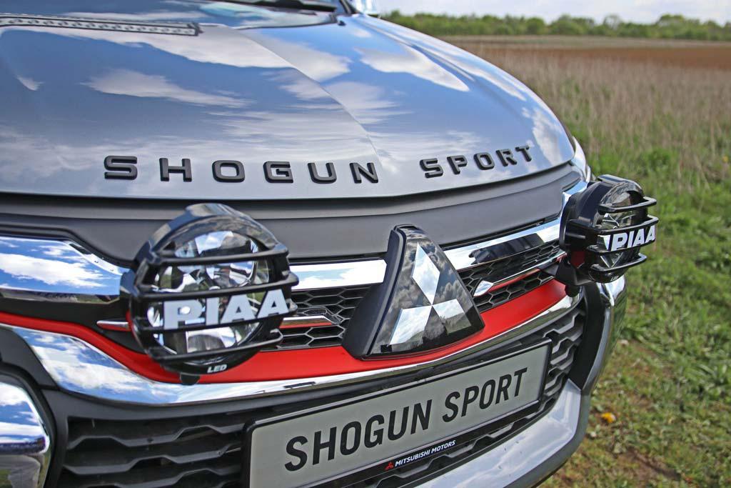 Mitsubishi Shogun Sport SVP Concept